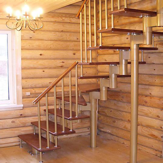 Популярные формы лестниц в 2019 году