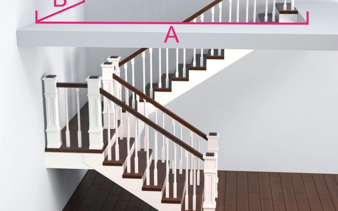Каким должен быть проем для лестницы